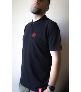 Polo PRLTRN Estrella Roja Hombre - Proletarian Clothing