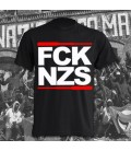 Camiseta FCK NZS Negra - Madriz Warriors