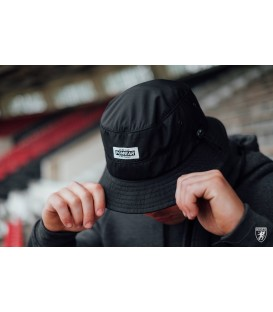 Bucket Hat Safari Black - PgWear