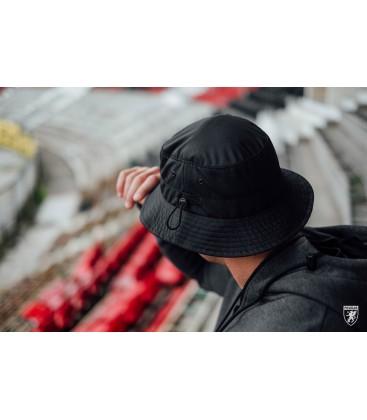 Bucket Hat Safari Black - PgWear