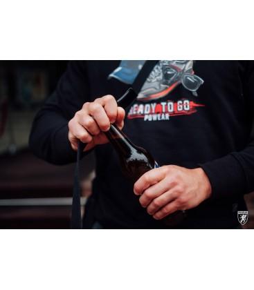 Cinturón Belt Label Black - PgWear