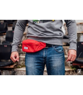 Belt Bag Ultra Red - PgWear