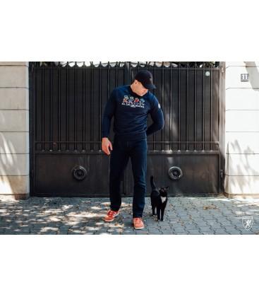 Sweatshirt Tough Cats - PG WEAR
