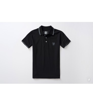 Polo Classic Logo Black - PG WEAR