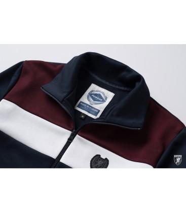 Retro Jacket Vintage Navy - PG WEAR