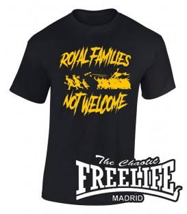 Camiseta Royal Families - FREELIFE