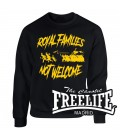 Sudadera Royal Families - FREELIFE