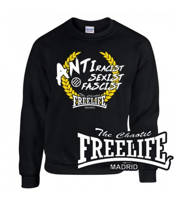Sudadera Antitodo - FREELIFE