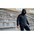 Full Face Winter Jacket Terrace Black - PG WEAR