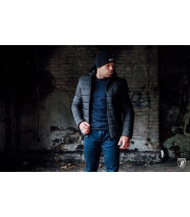 Full Face Winter Jacket Invasion Black- PG WEAR
