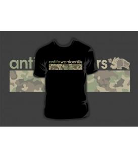 Camiseta Antifa Warriors 18 - Bukaneros
