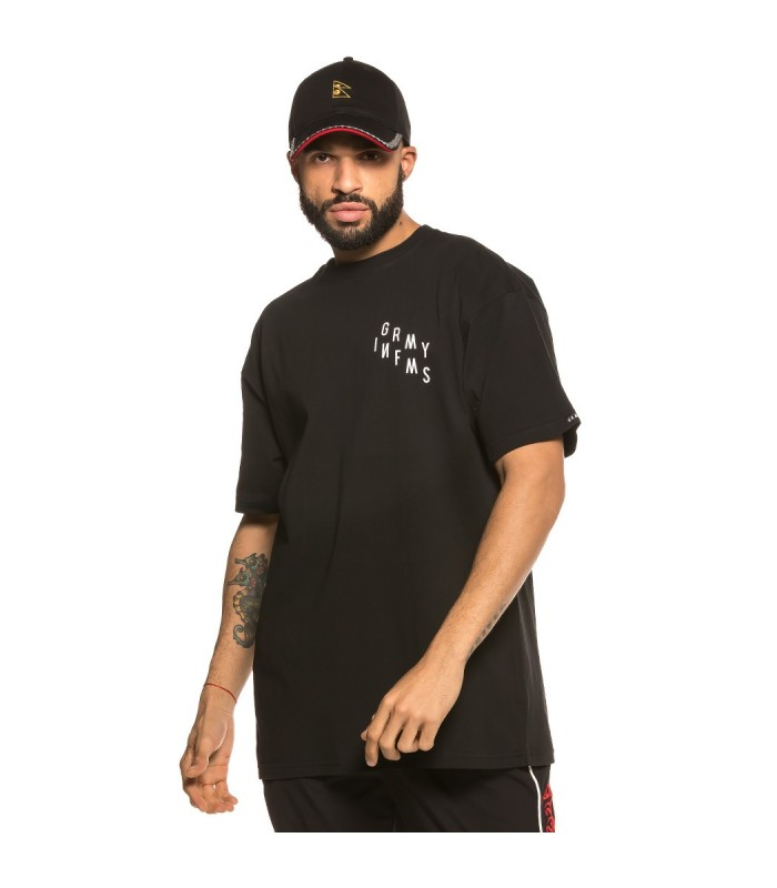 Camiseta Grimey Healing Touch Tee FW18 black - GRIMEY e1a1596950b