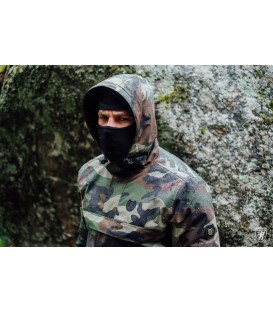Full Face Jacket Attack Camo - PG WEAR
