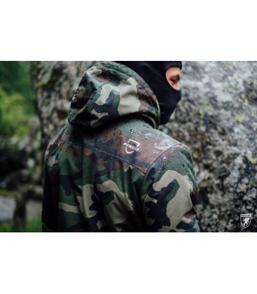 Full Face Jacket Attack Camo - PG WEAR