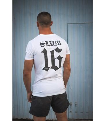 Camiseta 16 Pride – SlumWear