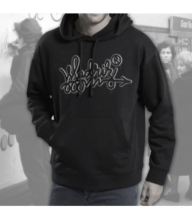 Sudadera Graffiti Castizo - Madriz Warriors