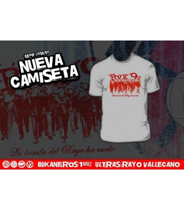 Camiseta La banda del Rayo - Bukaneros