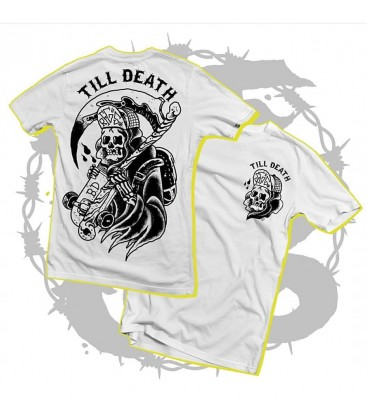 Camiseta TILL  DEATH - REFUGEES CLOTHING
