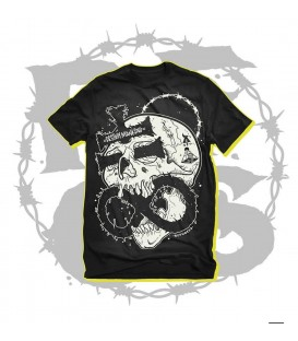 Camiseta DESTROY MANKIND - REFUGEES CLOTHING