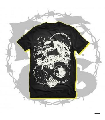 Camiseta DESTROY MANKIND - REFUGEES CLOTHING