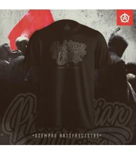 Camiseta Tag Siempre antifa - Proletarian Clothing