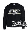 Sudadera Always Antifascist - FREELIFE