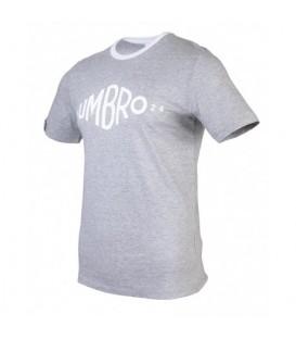 Camisetas Umbro Gris - UMBRO