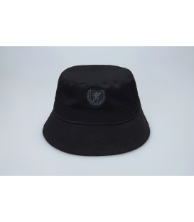 Bucket Hat Globetrotter Black - PgWear