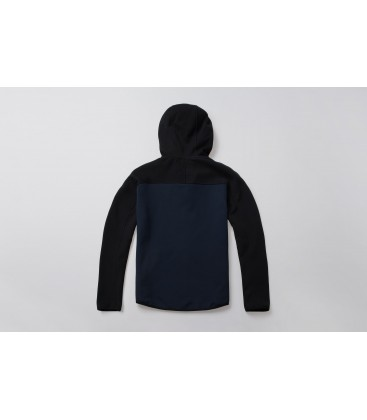 Full Face Hoodie Hool Black/Navy - PG WEAR