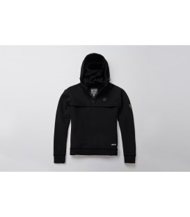Full Face Hoodie Frontliner Black- PG WEAR