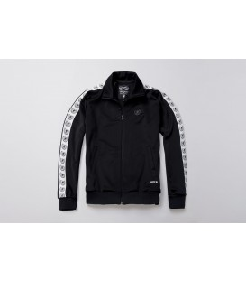 Retro Jacket Supreme Black - PG WEAR