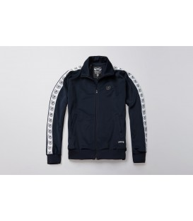 Retro Jacket Supreme Navy - PG WEAR