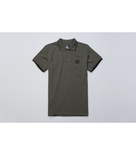 Polo Laurel Olive - PG WEAR