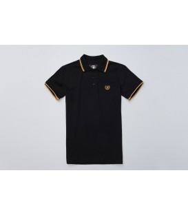 Polo Laurel Black - PG WEAR