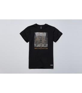 T-shirt Passion Black - PgWear