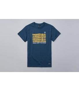 T-shirt Pyro Navy - PgWear
