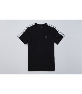 T-shirt Basic Black- PgWear