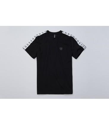 T-shirt Basic Black- PgWear