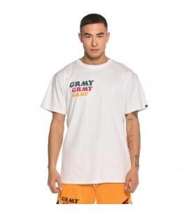 Camiseta Grimey Wild Child Tee SS19 White - GRIMEY