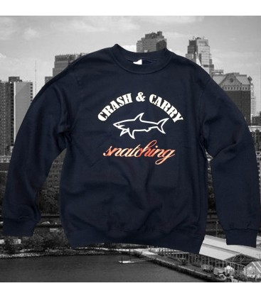 Sudadera Crash and Carry