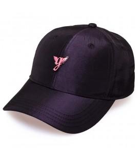Gorra Grimey Heritage curved visor cap SS19 Black - GRIMEY