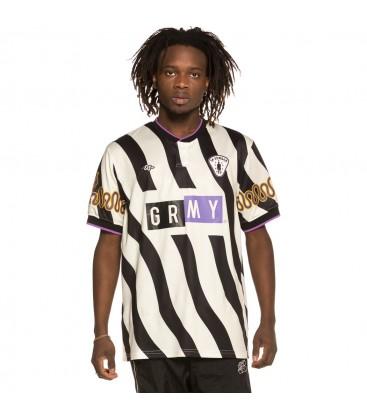 Camiseta GRIMEY La Sombra Soccer tee SS19 Black - GRIMEY