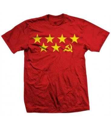 Camiseta Comuna de Madrid - WE RESIST