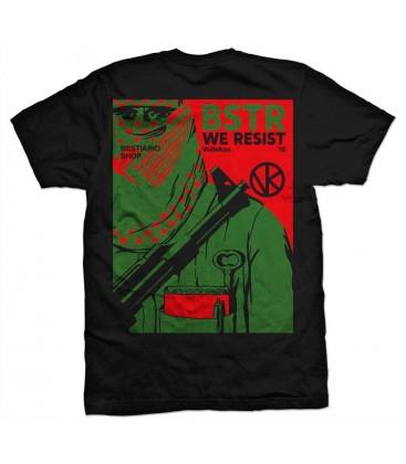 Camiseta Palestina - WE RESIST