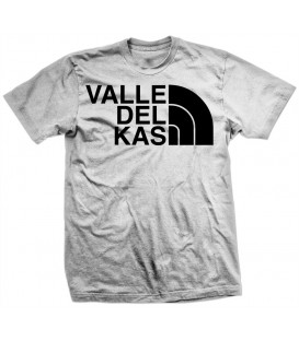 Camiseta Valle Del Kas Blanca - WE RESIST