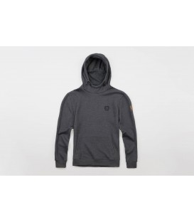 "Mask Hoodie ""Warrior"" Grey - PG WEAR"