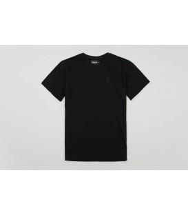 "T-shirt ""Basic"" Black Monochrome - PgWear"