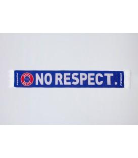 "Scarf ""No Respect"" - PgWear"