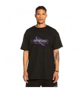 Camiseta Grimey Sighting In Vostok Tee FW19 Black - GRIMEY
