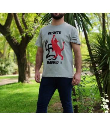 Camiseta Resiste Madrid - RED CLASS WEAR